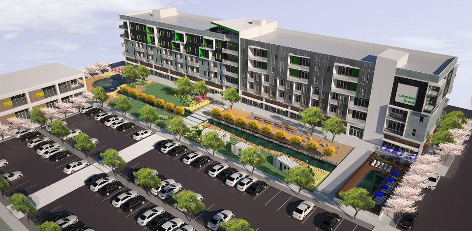 Awesome Mixed Use Apartment, Condo And Retail Project Coming To Lakeview